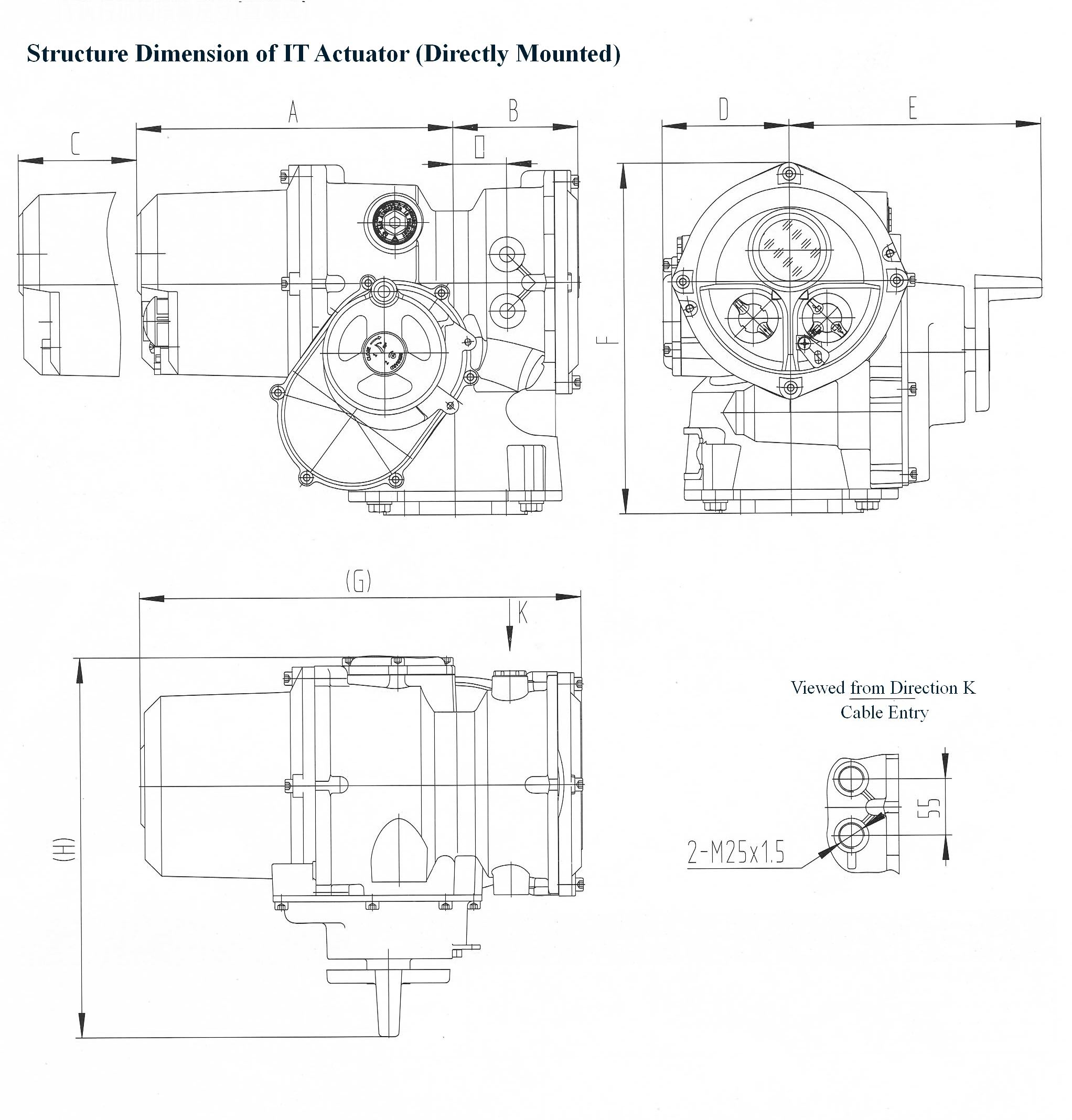 Bernard Actuator Wiring Diagram Beginners Auma Valve Actuators Electric Motorized Control Diagrams