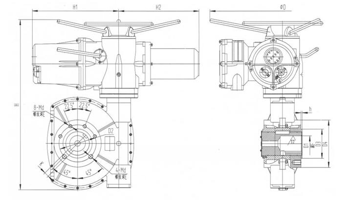 4t65e hd transmission