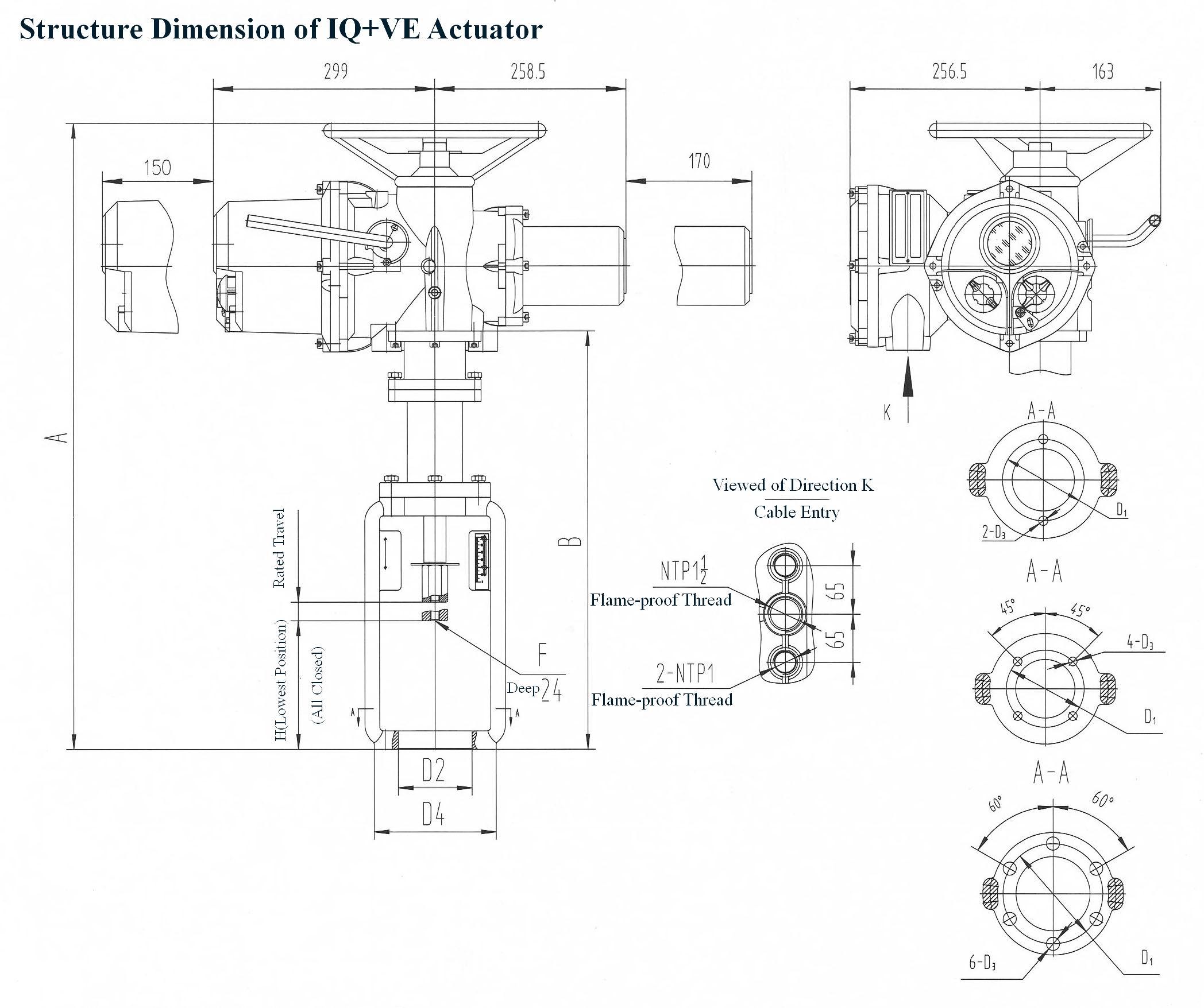 rotork iqt 2000 wiring diagram